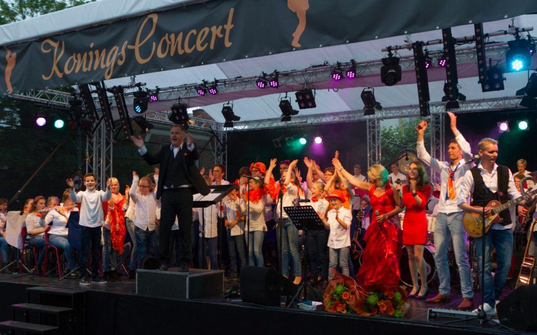 Koningsconcert 24 juni