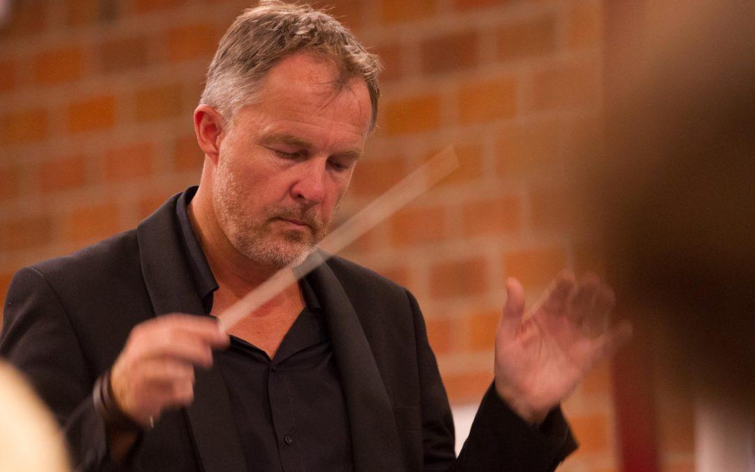 Marcel Bergboer 20 jaar dirigent 19 juni