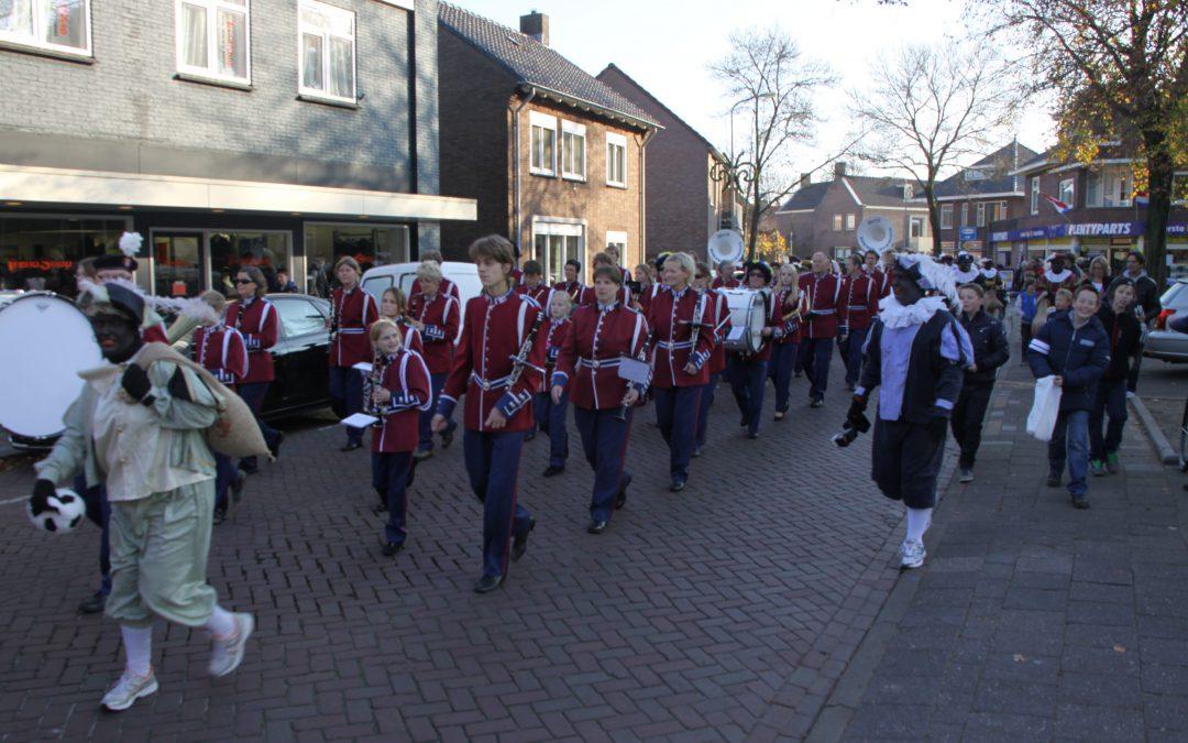 Sinterklaasintocht 20 november