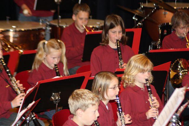Opendag Muziekschool C-orkest 9 mei