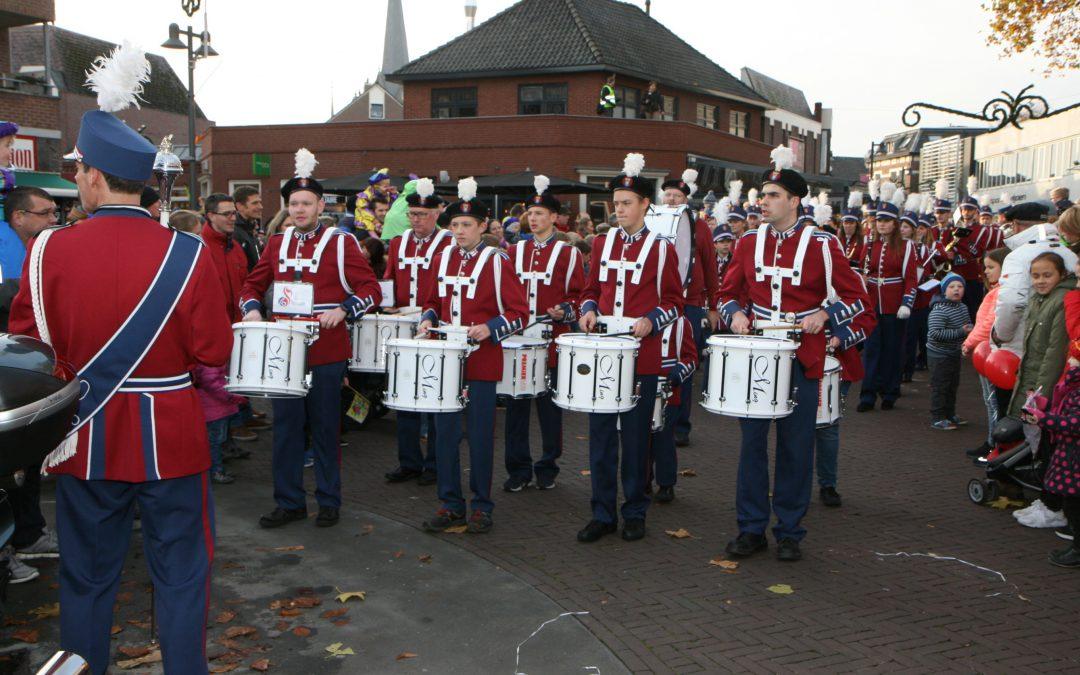 Sinterklaasintocht 12 november
