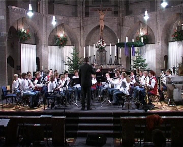 Kerstconcert 21 december