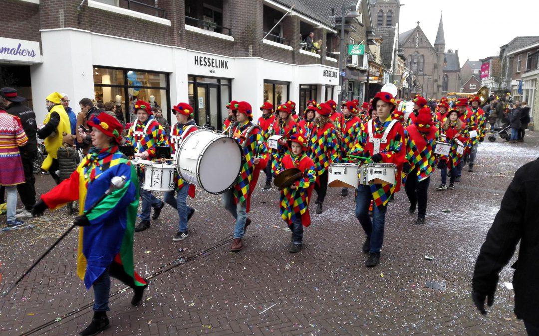 Carnavalsoptocht 10 februari 2018