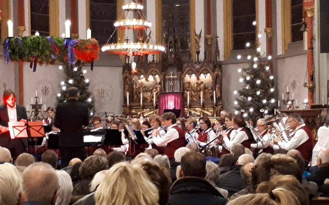 Kerstconcert 18 december